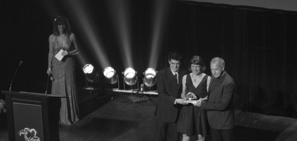 Percolab wins social engagement award