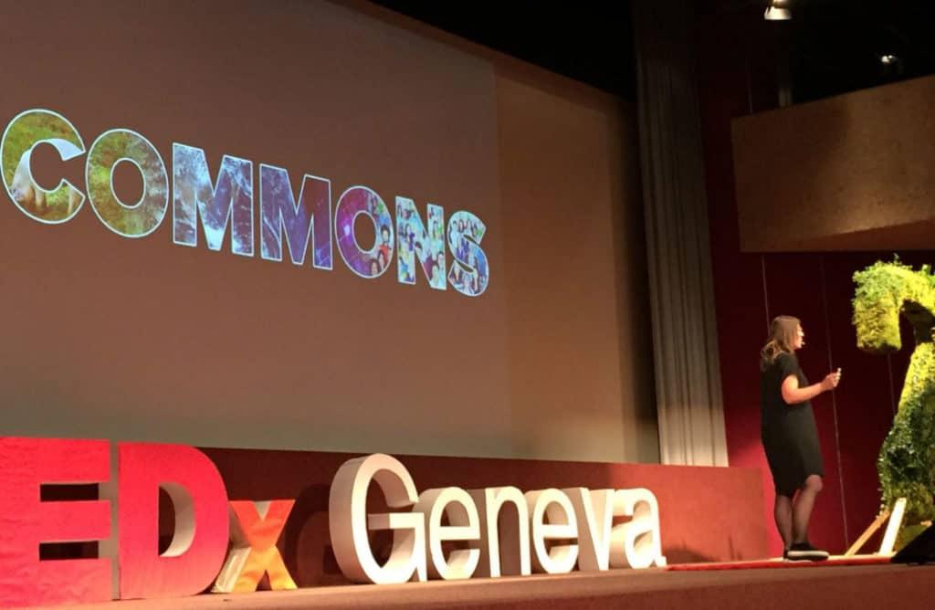 TEDX Les affaires et les communs