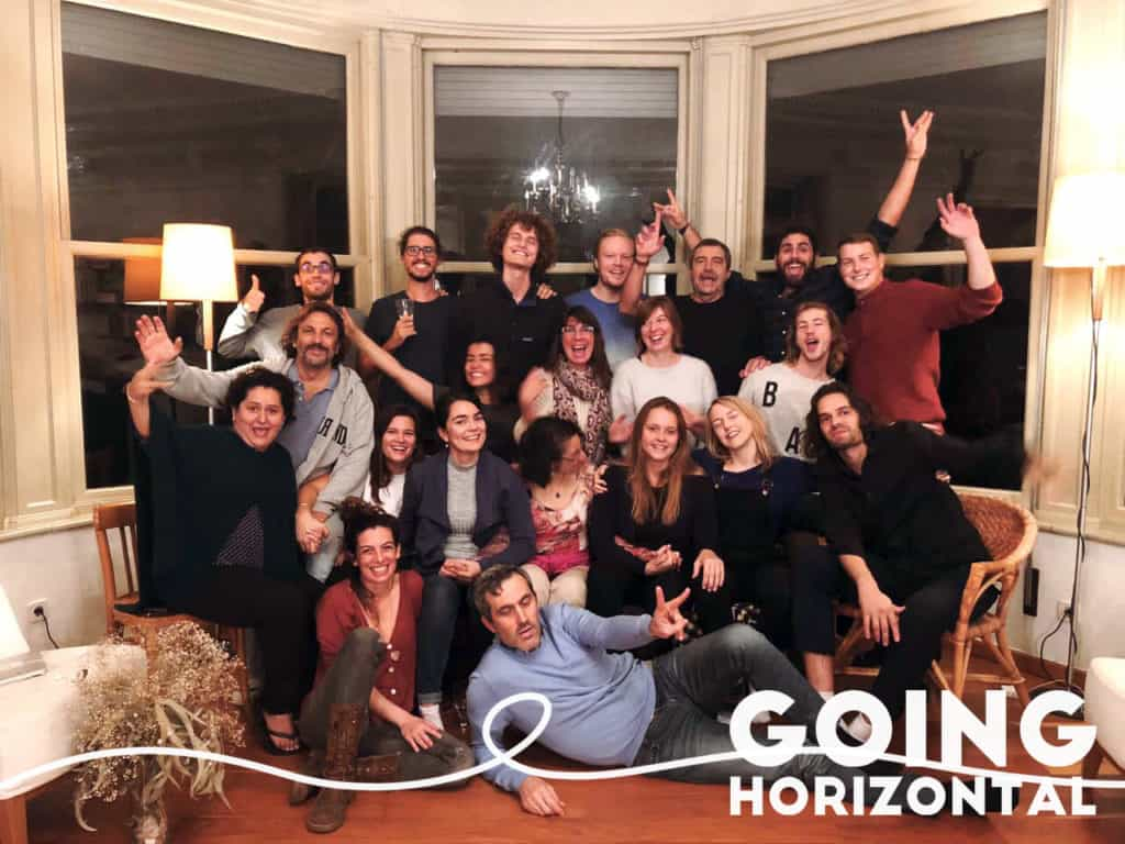 Launch of Going Horizontal