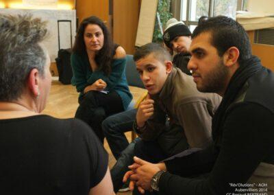L'Art d'agir ensemble entre jeunes et élus