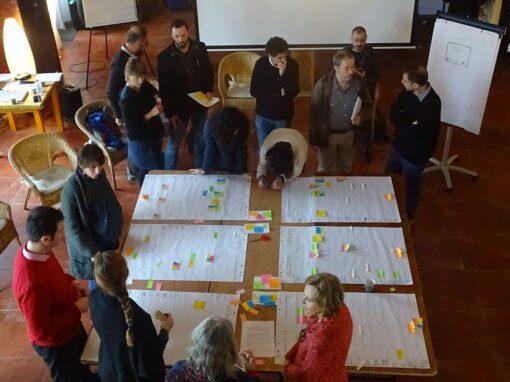 Plan d'action pour MedilabSecure, Réseau Européen de Recherche