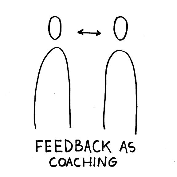 Feedback as coaching