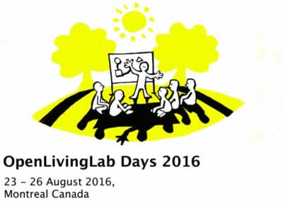 Penser et vivre la ville comme un living lab