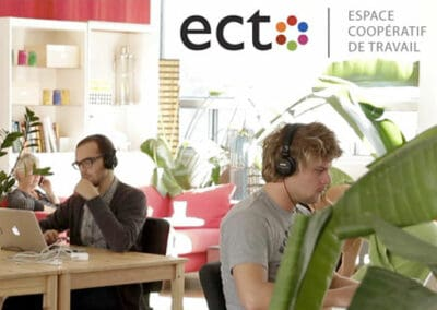 ECTO Cooperative coworking space