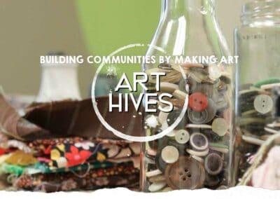 Art Hives : social inclusion through art